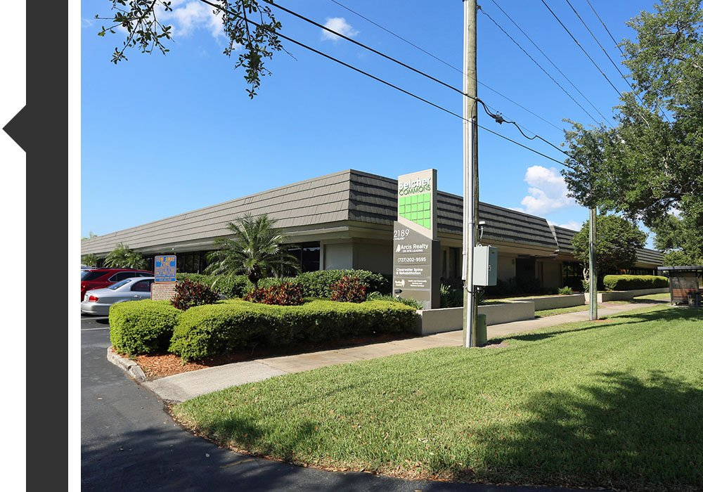 Chiropractic Clearwater FL Office Building